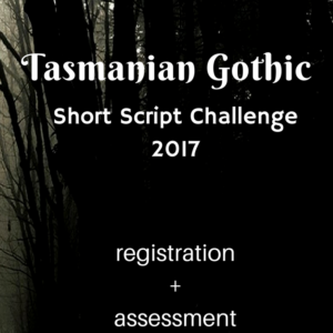 Tasmanian Gothic registration plus